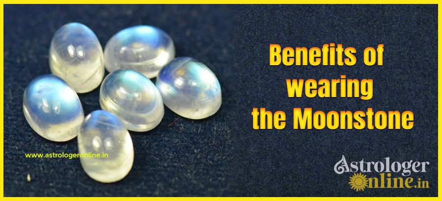 Benefits of wearing Moonstone