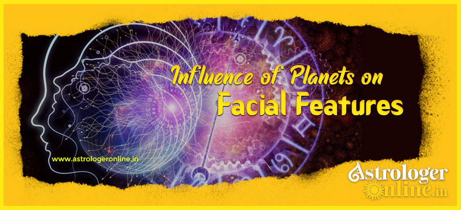 Influence Of Planets On Facial Features