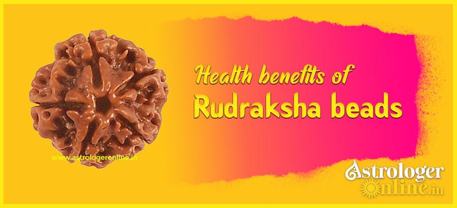 Health benefits of Rudraksha beads